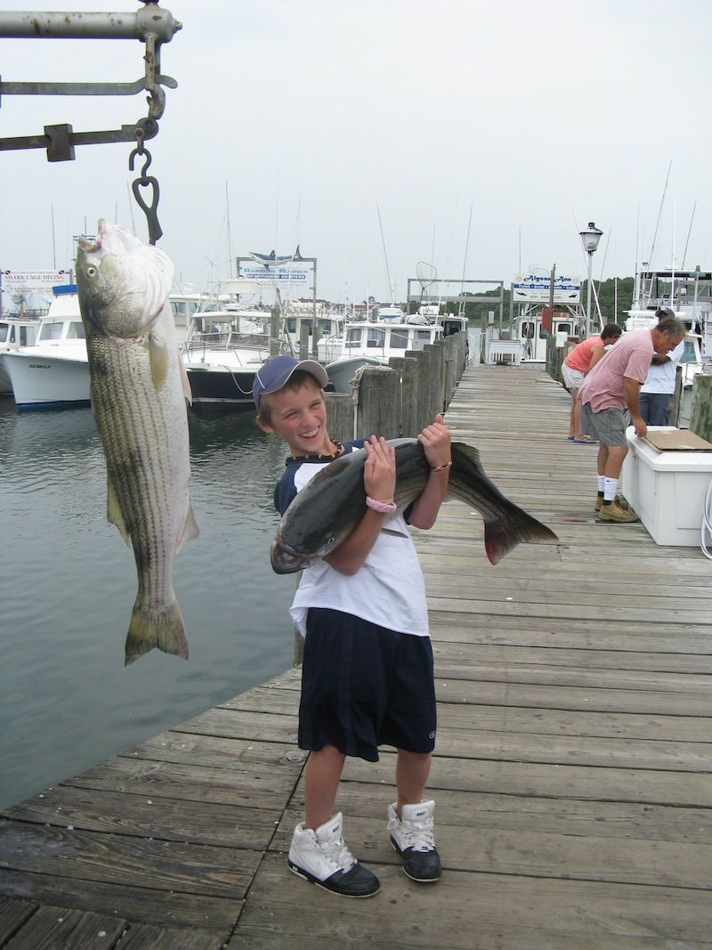 Fishing for Kids in Montauk NY