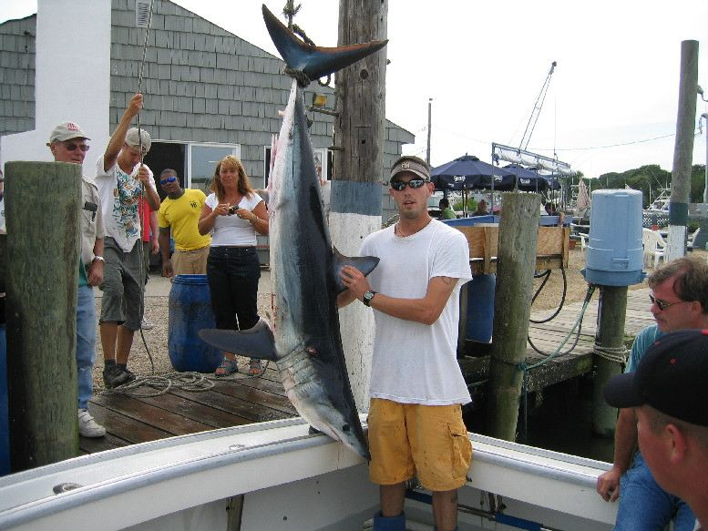 Monster Catch on the Weejack