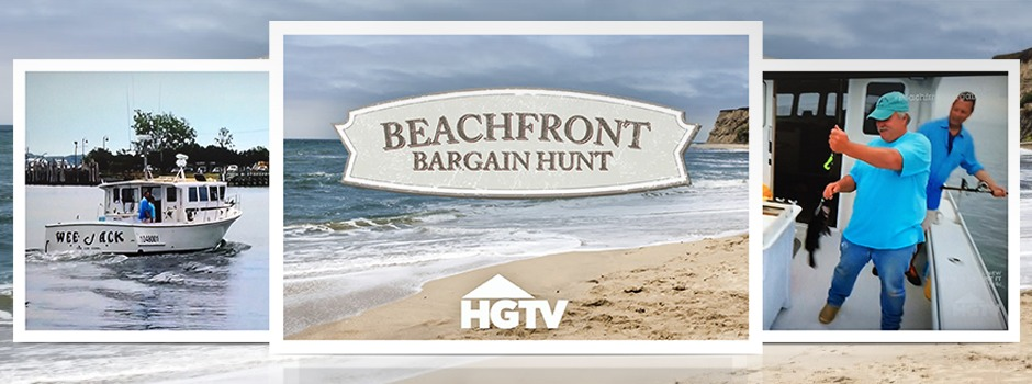 HGTV Beachfront Bargain Hunt - Fishing Charter Montauk NY